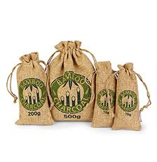麻布竹炭包(棕色绳索款)